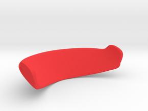 CN101 Quad Arm Light Lense/Cover in Red Processed Versatile Plastic