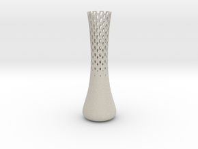 Jin Vase  in Natural Sandstone