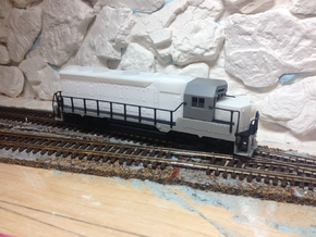 ICG 3075 GP40X - N in Frosted Extreme Detail