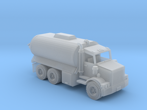 Water Truck 3 Z Scale in Frosted Ultra Detail