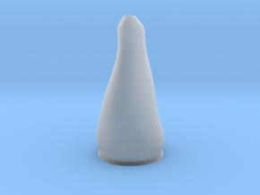 Vase in Smooth Fine Detail Plastic
