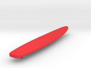 DTSurfsports Race iSUP in Red Processed Versatile Plastic