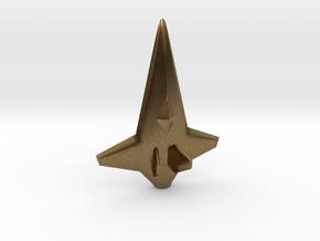 "RetroRocket ""Sagitta"" in Natural Bronze"