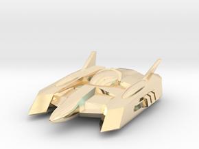 "RetroRocket ""Centaurus"" in 14K Yellow Gold"