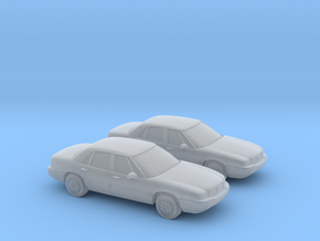 1/160 2X 1998 Buick LeSabre in Smooth Fine Detail Plastic