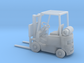 Yale Forklift (N - 1:160) 1X in Smoothest Fine Detail Plastic