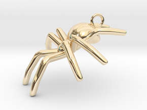Spider in 14k Gold Plated