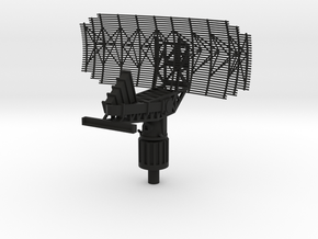 1:48 scale SPS 49 Radar in Black Strong & Flexible