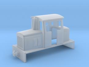 009 small OK centercab diesel  in Smoothest Fine Detail Plastic
