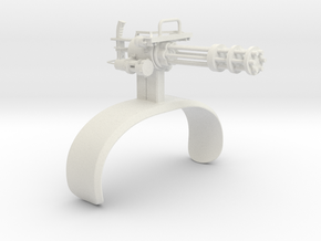 DJI Phantom - Snap Strap with Mini Gun in White Strong & Flexible