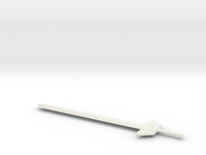 Generic Sword in White Strong & Flexible