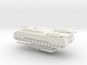 1/600 P1000 Ratte in White Strong & Flexible
