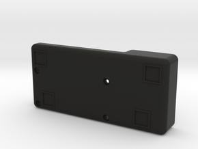 Zentronics Transistor Tester Casing V1.2 in Black Strong & Flexible