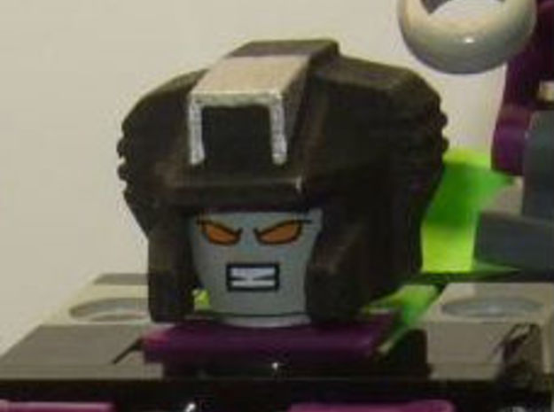 Kreon Combiner - Construction Helmet in White Strong & Flexible Polished