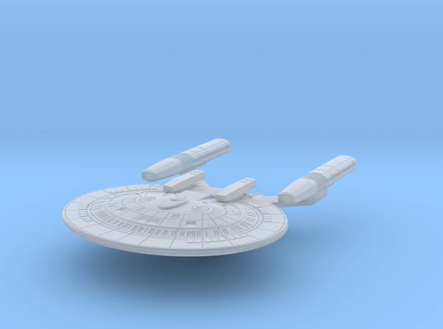 SF Fast Frigate Mk1 1:7000 in Frosted Ultra Detail
