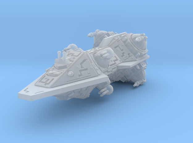 VA302 Savage Nova Battleship 3d printed