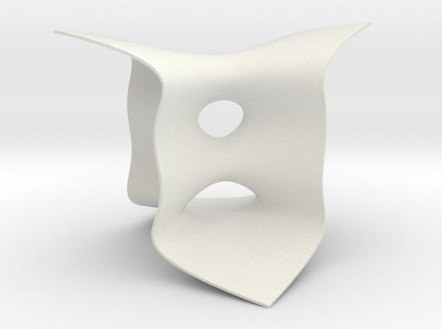 A4 ALE gravitational instanton in White Natural Versatile Plastic