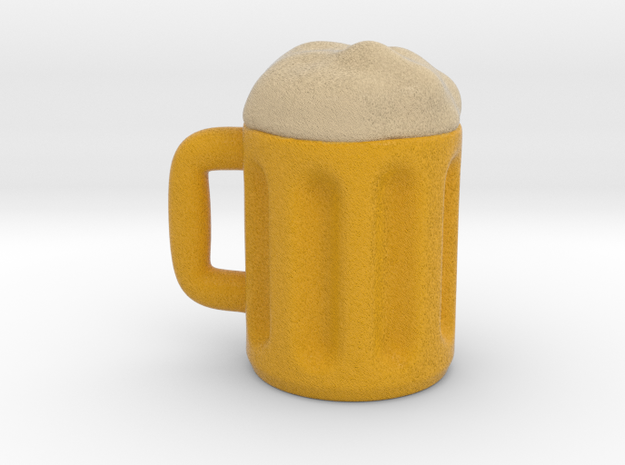 Countryballs Germany Beer mug in Full Color Sandstone