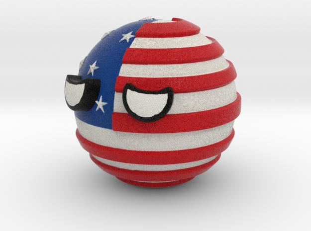 Countryballs USA