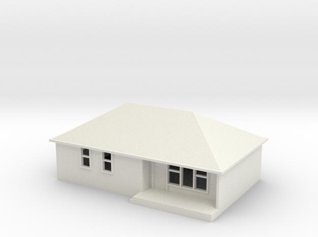 N Scale Australian House #1B