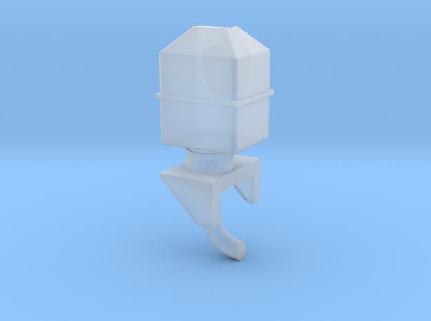Ziegler Frontwerfer in Smooth Fine Detail Plastic