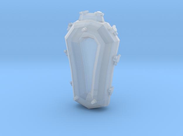 SP108 Stone Portal Escort Destroyer 3d printed