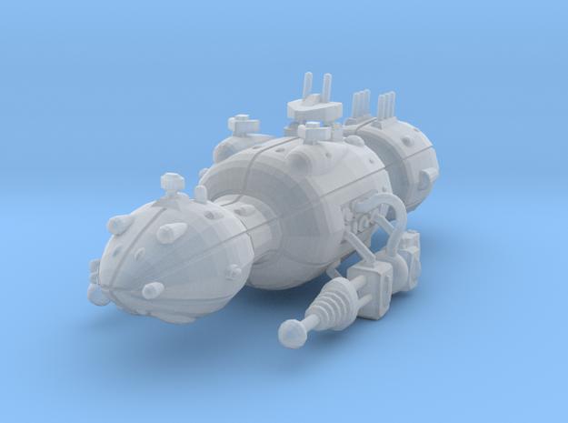 SSA303 Charybdis Battlecruiser 3d printed