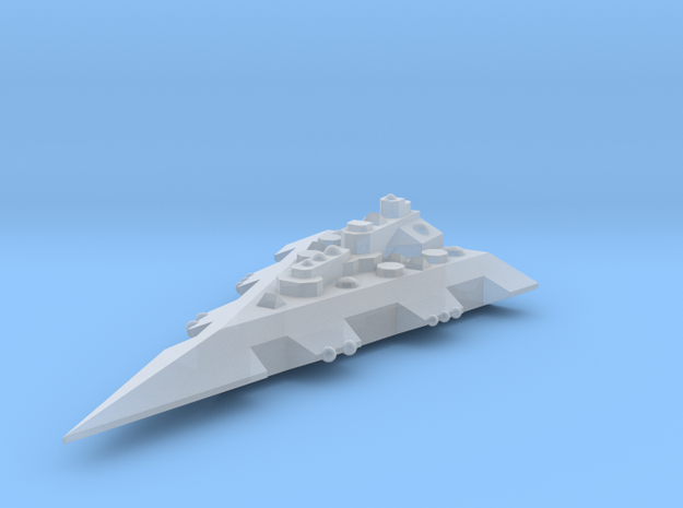 GDH:D201 Delta Cruiser 3d printed