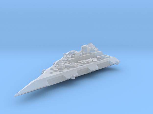 GDH:D301 Delta Battlecruiser 3d printed