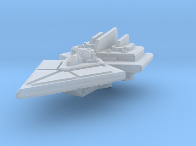 GDH:V201 Devastator II Heavy Cruiser 3d printed