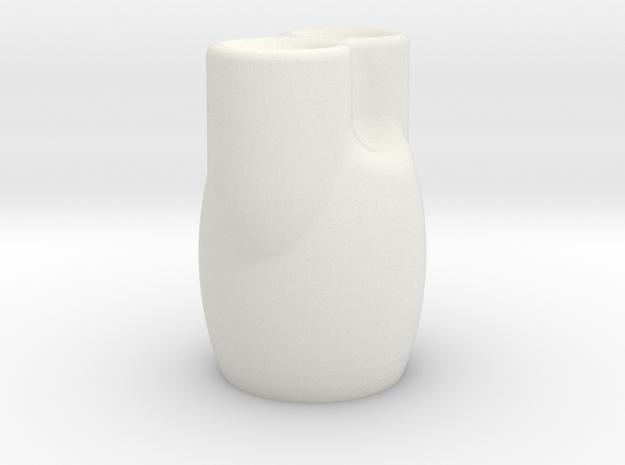 RANDOM in White Strong & Flexible