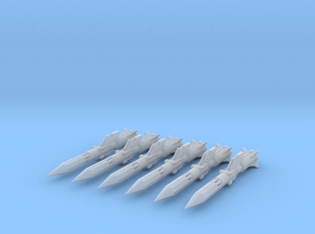 'Anti-Vajra' Missile x6 - YAMATO 3d printed