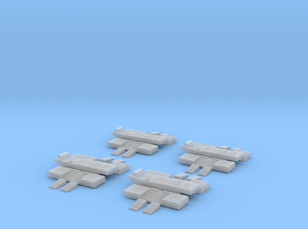 Russian PMM-2 Section Configurable 6mm in Smooth Fine Detail Plastic