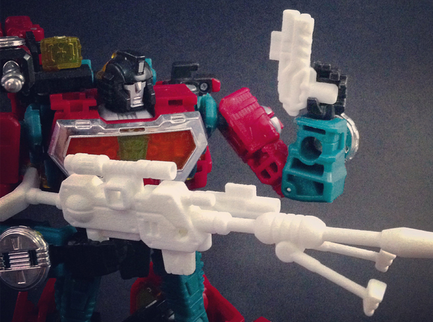 RTS Deluxe Perceptor Accessories