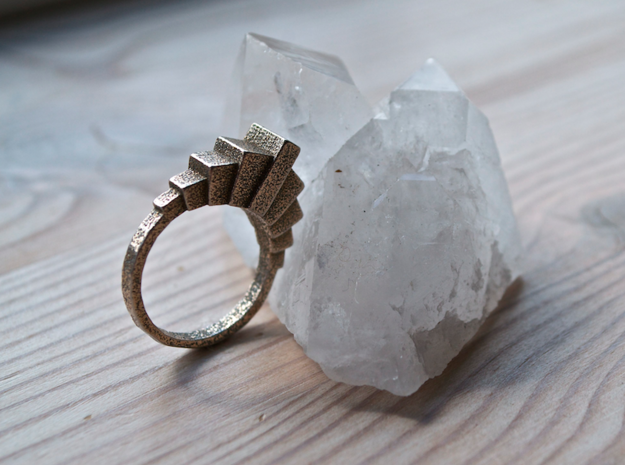 """Kriist"" Ring - Size Small"