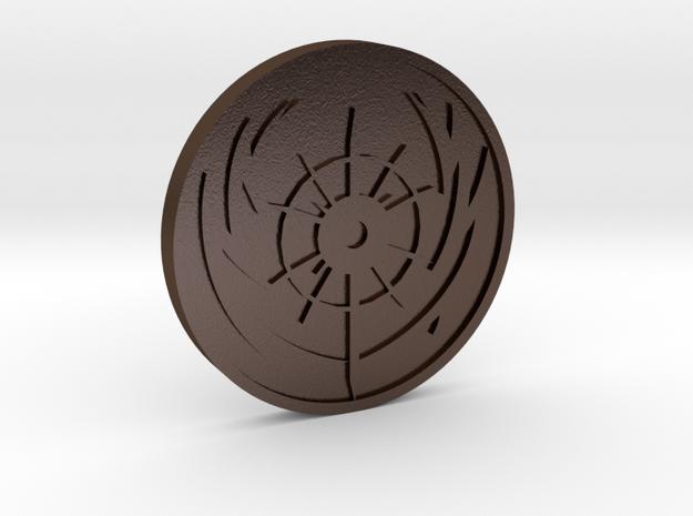 Stormcaller in Polished Bronze Steel