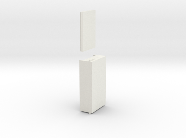 MARK X -USA- DNA 30/20 by Evolv case in White Natural Versatile Plastic