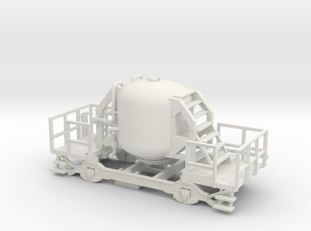 Sandlore Leipzig in White Natural Versatile Plastic