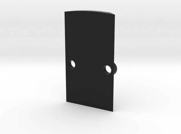 RMR Cover Redback One in Black Natural Versatile Plastic