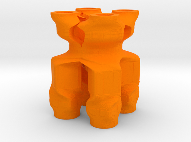Ag0027 in Orange Processed Versatile Plastic