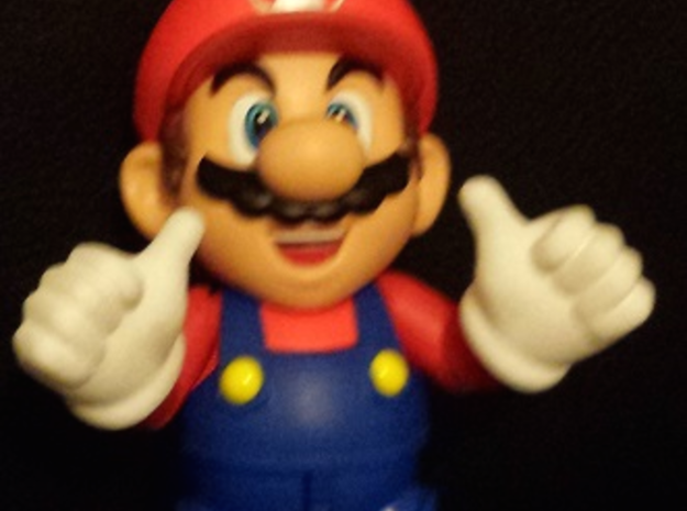 Thumbs Up Hands for S.H. Figuarts Mario / Luigi
