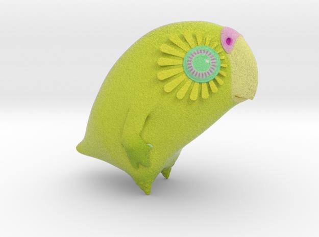 Kakapo (65mm) in Full Color Sandstone