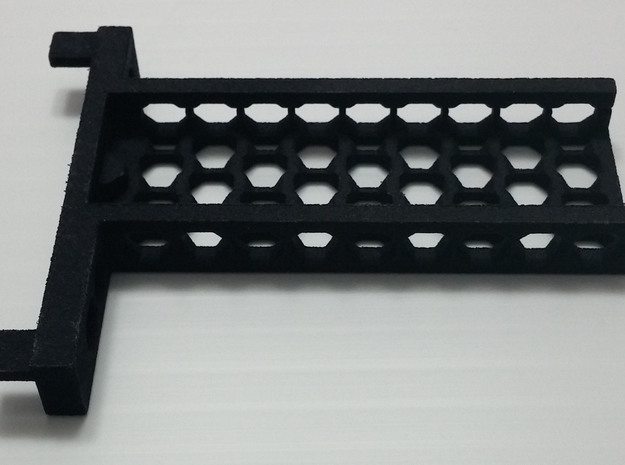 G751 SSD M.2 Bracket in Black Natural Versatile Plastic