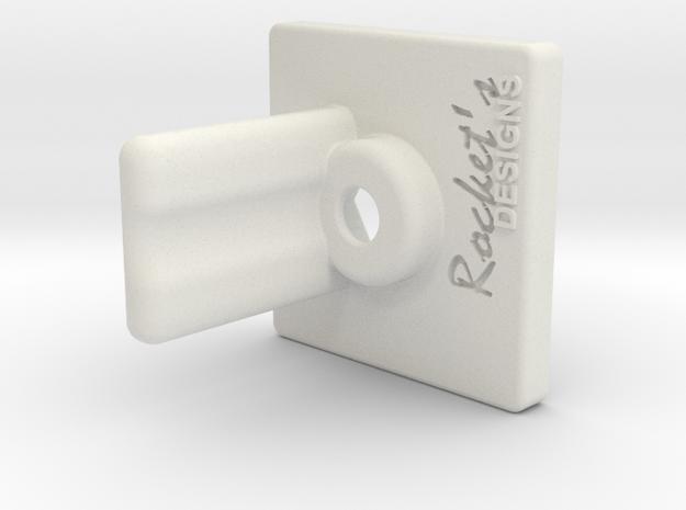 EDrum Rocket Trigger System (Trigger Platform) in White Natural Versatile Plastic