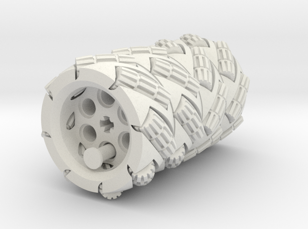 LEGO®-compatible Mecanum wheels