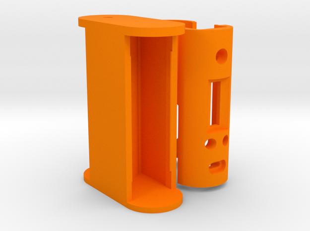 DNA200 Squonker v2.7 in Orange Processed Versatile Plastic