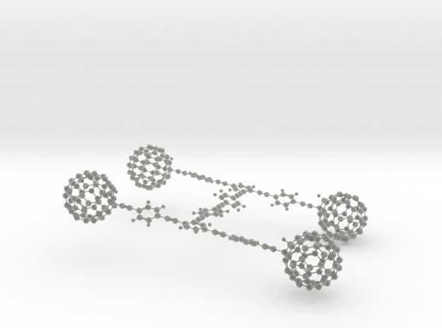 Nanocar (mini version) 3d printed