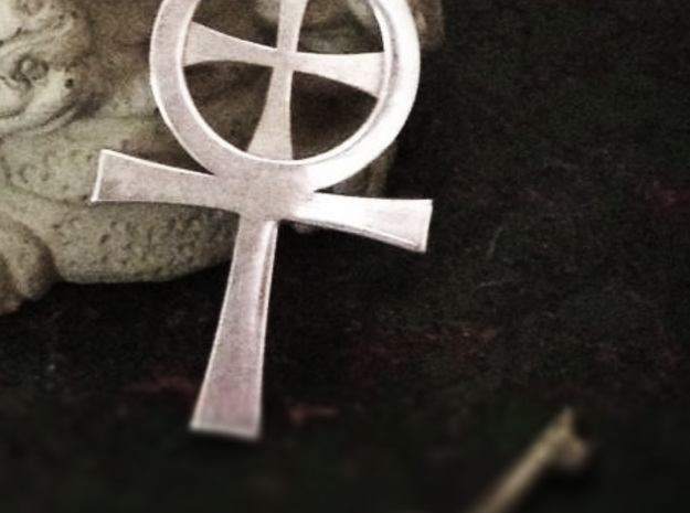 Gnostic Cross Pendant