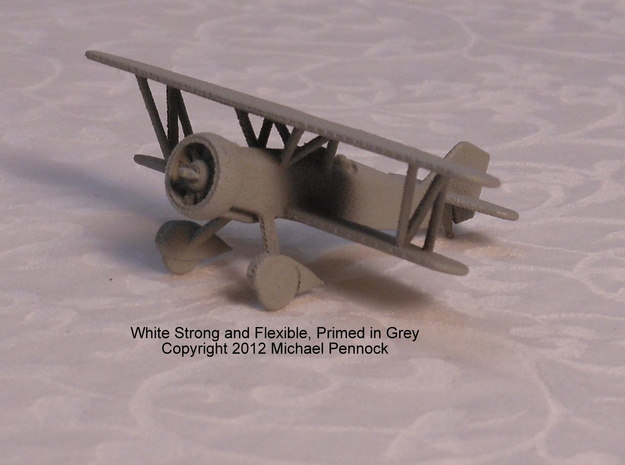 IW01 Curtiss Hawk II (1/144) 3d printed