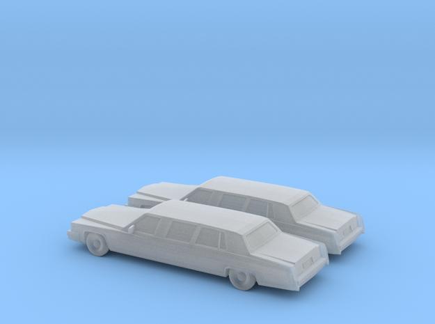 1/160 2X 1979 Cadillac Fleetwood Custom Limousine